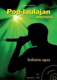 Pop-laulajan arkipäivä (+cd)