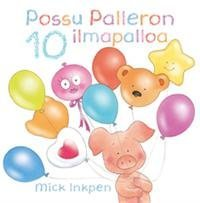 Possu Palleron 10 ilmapalloa