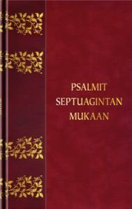 Psalmit Septuagintan mukaan