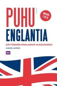 Puhu englantia (+ 2 cd)