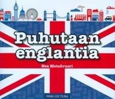 Puhutaan englantia (4 cd)