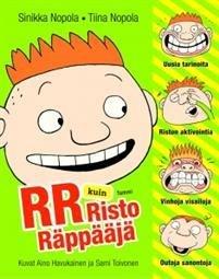 RR kuin Risto Räppääjä