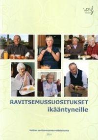 Ravitsemussuositukset ikääntyneille