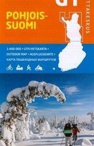 Retkeily GT Pohjois-Suomi 1:400 000