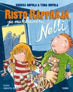 Risto Räppääjä ja nukkavieru Nelli (cd)