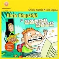 Risto Räppääjä ja villi kone (2 cd)