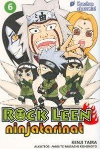 Rock Leen ninjatarinat 6
