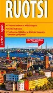Ruotsi tiekartta + opas
