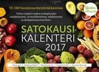 SATOKAUSIKALENTERI 2017 (SEINÄKALENTERI)