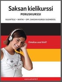 Saksan kielikurssi peruskurssi