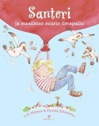 Santeri ja maailman suurin ilmapallo