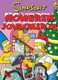 Simpsonit - Homerin joulukirja