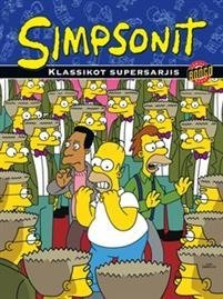Simpsonit - Klassikot supersarjis