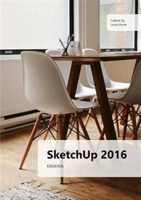 Sketchup 2016 -Kasikirja