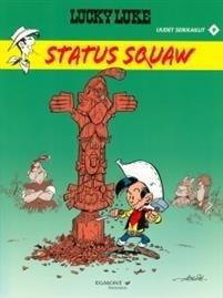 Statue Squaw
