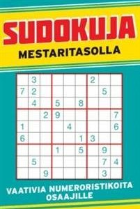 Sudokuja mestaritasolla