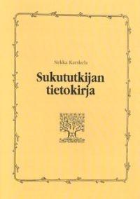 Sukututkijan tietokirja