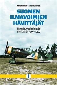 Suomen ilmavoimien hävittäjät