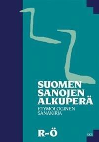 Suomen sanojen alkuperä