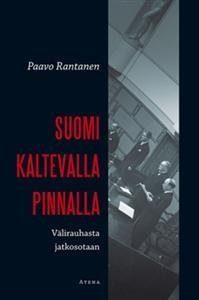 Suomi kaltevalla pinnalla - Välirauhasta jatkosotaan