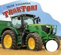 Tältä kuulostaa traktori