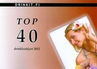 TOP 40 drinkkiohjeet 2012