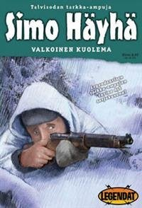 Talvisodan tarkka-ampuja Simo Häyhä