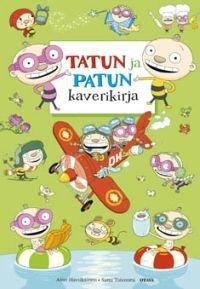 Tatun ja Patun kaverikirja