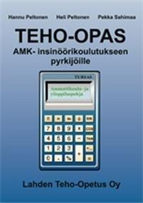 Teho-opas AMK-insinöörikoulutukseen pyrkijöille