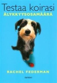 Testaa koirasi älykkyysosamäärä