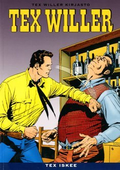Tex Willer Kirjasto 14