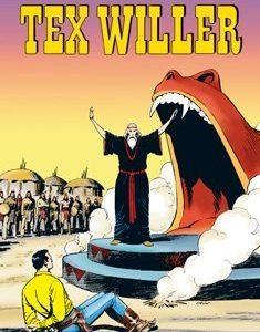 Tex Willer Kirjasto 16