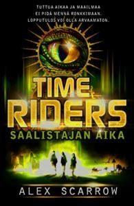 Time Riders - Saalistajan aika