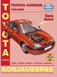Toyota Avensis 1998-2003