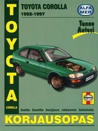 Toyota Corolla 1992-1997