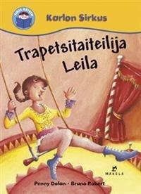 Trapetsitaiteilija Leila