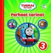 Tuomas Veturi - Parhaat tarinat 3