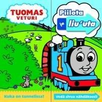 Tuomas Veturi - Piilota ja liu'uta