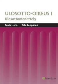 Ulosotto-oikeus 1