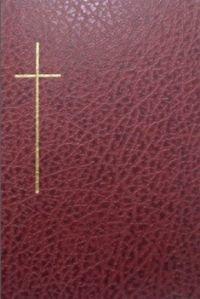 Uusi testamentti ja Psalmit (viininpunainen)