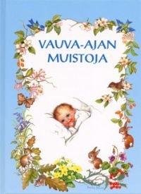 Vauva-ajan muistoja (sininen)