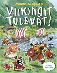Viikingit tulevat! (kirja + äänikirja)