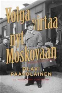Volga virtaa nyt Moskovaan