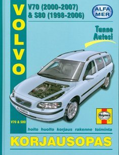 Volvo V70 (2000-2007) & S80 (1998-2006)
