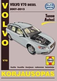 Volvo V70 diesel 2007-2013