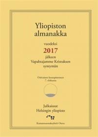 YLIOPISTON ALMANAKKA 2017 (ISO)