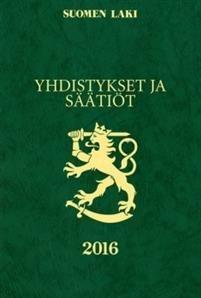 Yhdistykset ja säätiöt 2016