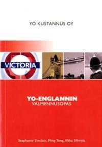 Yo-englannin valmennusopas (kirja + 6 cd:tä + kysymysvihko)